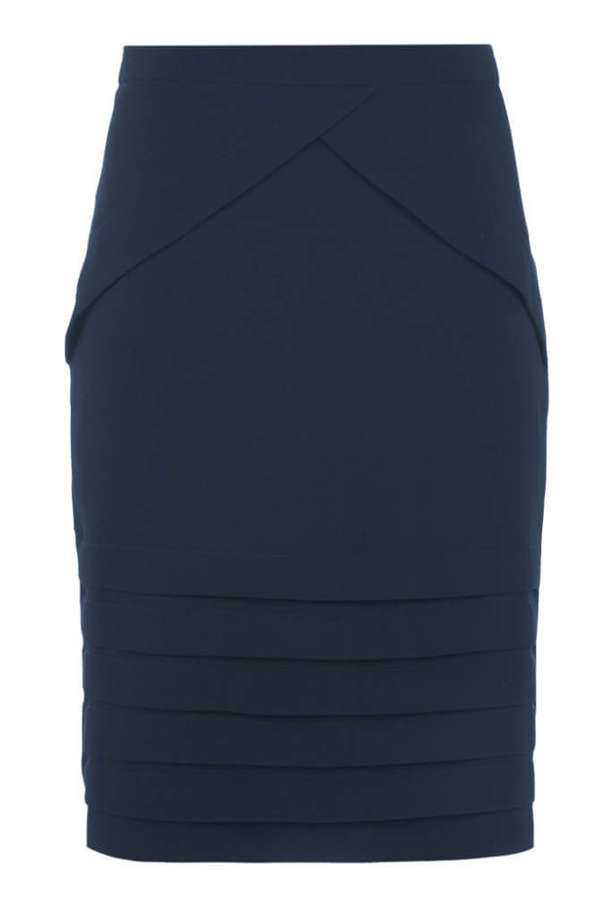 pleated-pencil-skirt-navy-front