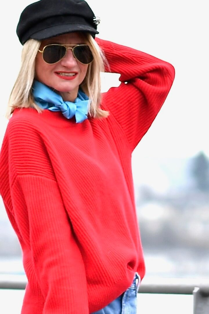 The best Cashmere money can buy Online and a Secret Styling tip