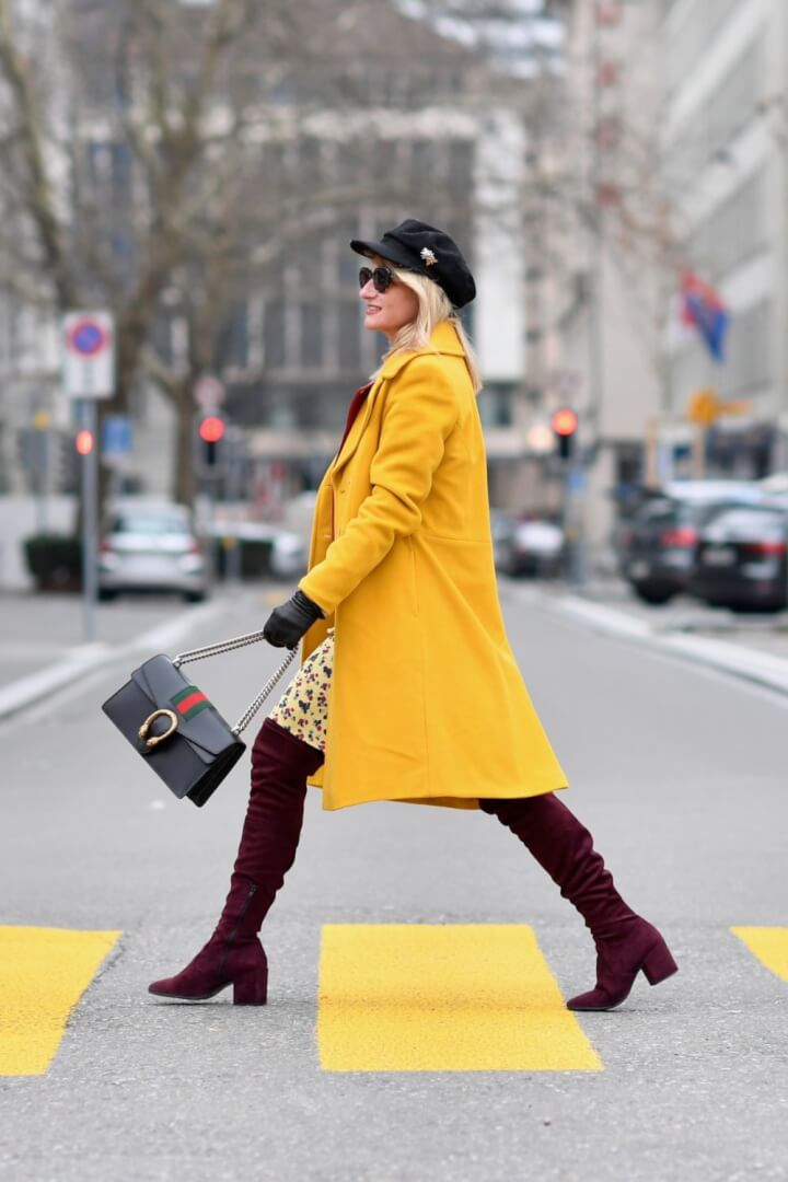Why Everyone Should Wear Bright Colours in Winter