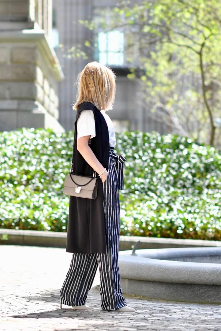 Taking Pinstripes Outside the Office