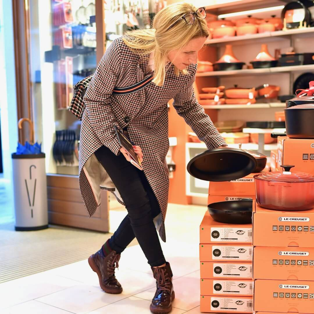 My Recent Trip to Landquart Fashion Outlet and a No-Knead Bread Recipe