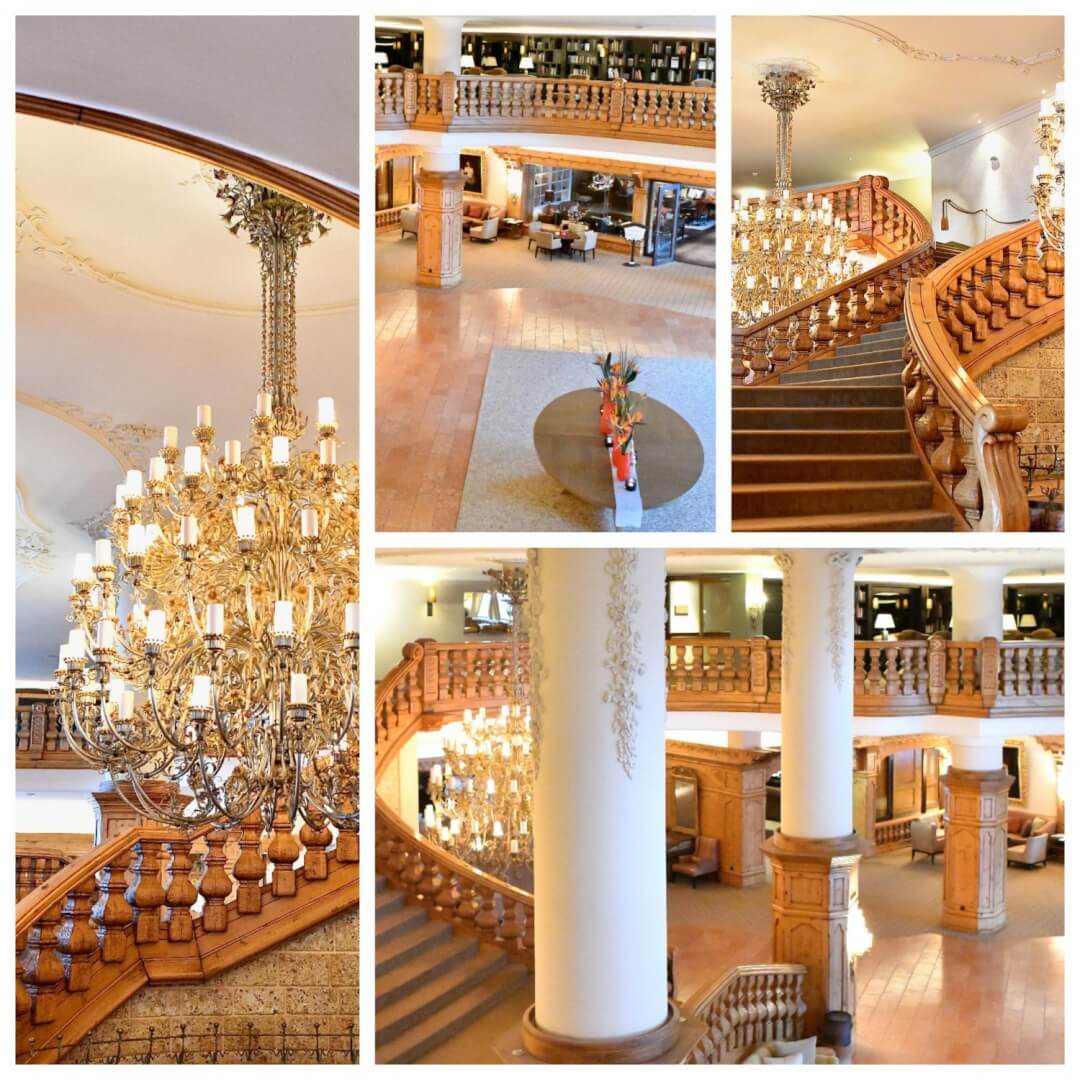 A Truly Grand Hotel in the Tyrol Alps - Interalpen-Hotel Hotel Tyrol