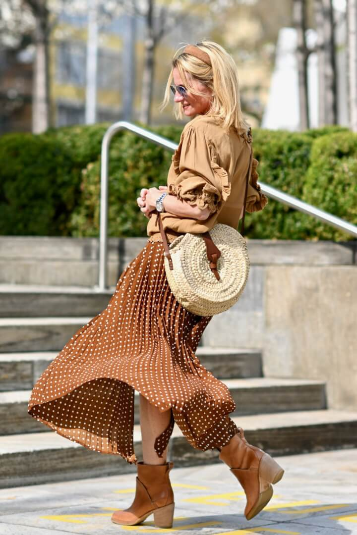 5 Hot Spring 2019 Trends in 1 Outfit