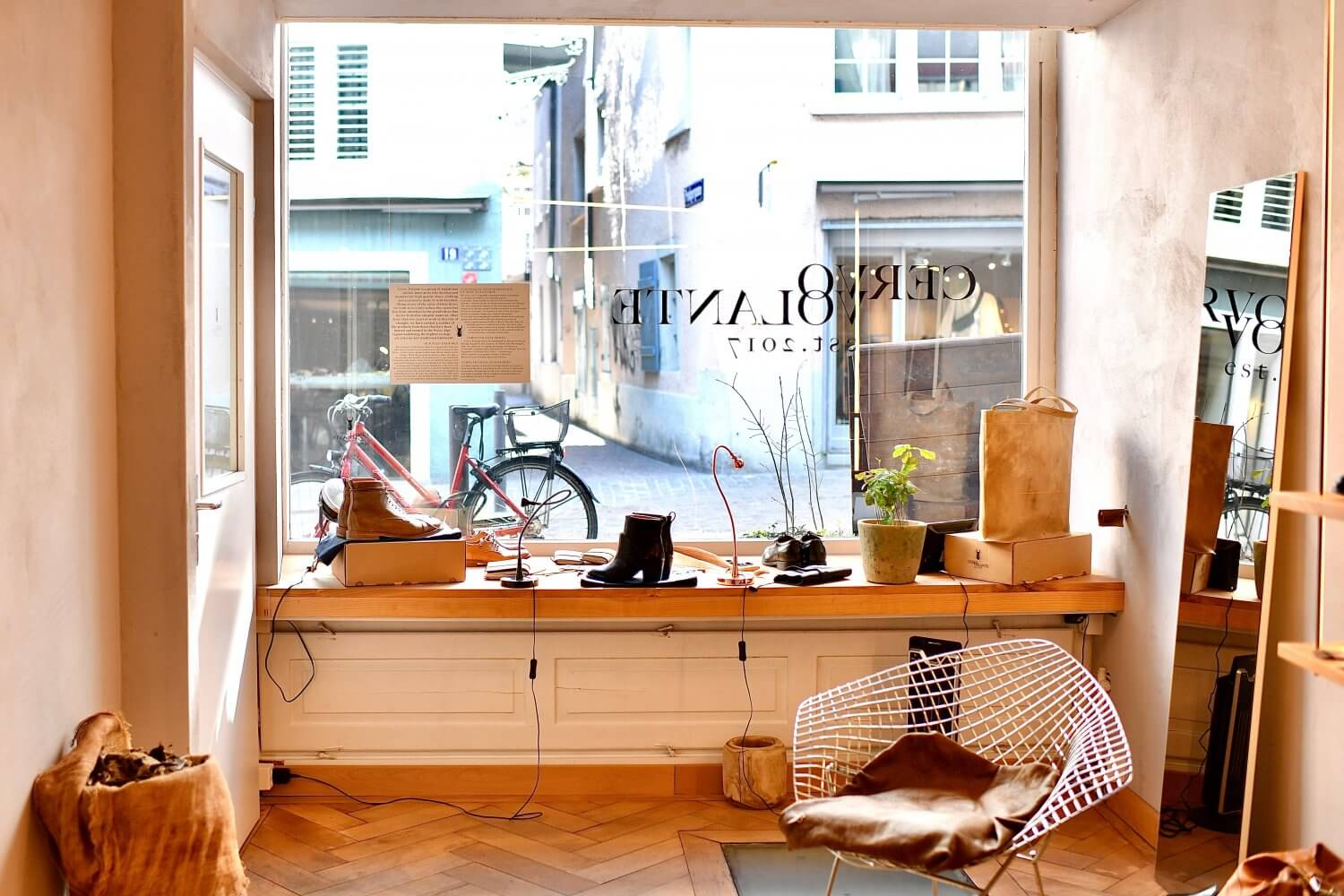 The Boots with an Awesome Up-cycling Story - Cervo Volante