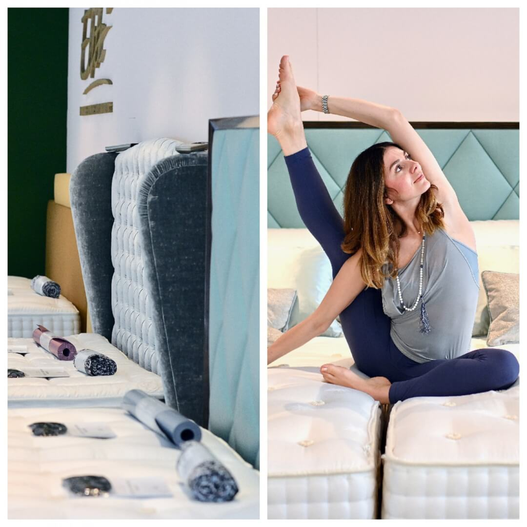 5 Morning Yoga Poses to Do in Bed and Surprising Benefits