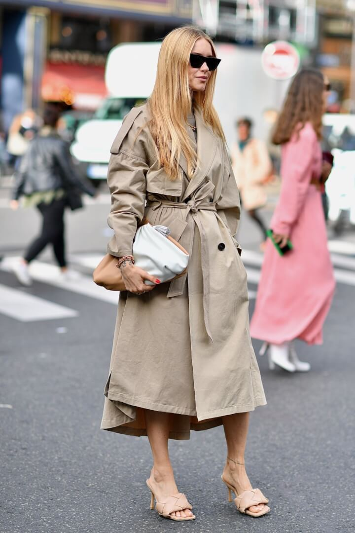 10 Ways to Wear Camel - Direct from Paris and Milan