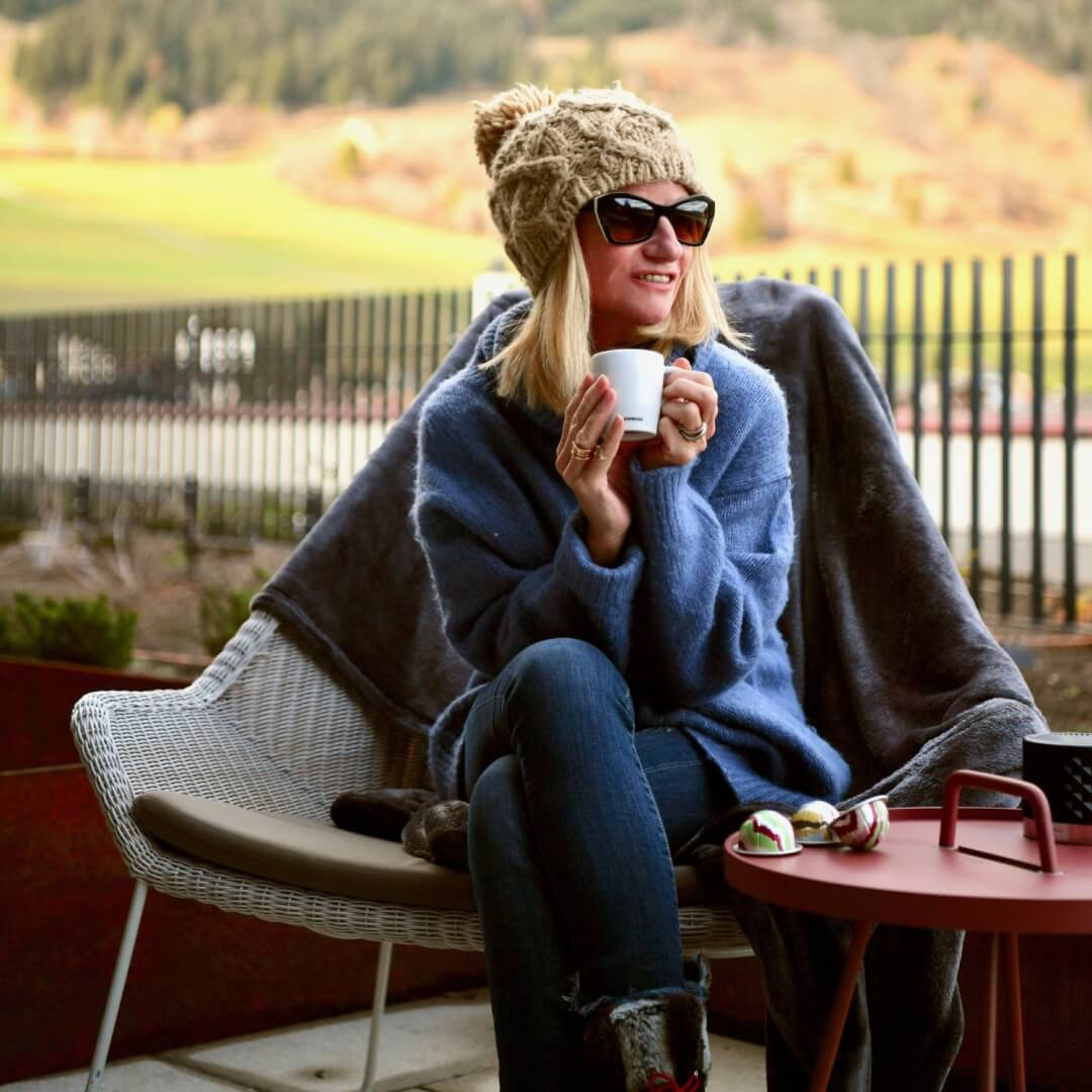Girls on Tour - Spa Break at The Hide Hotel, Flims