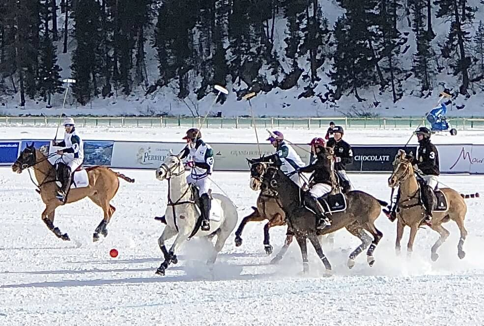 Maserati Royale Special Series Steals the Show at the Snow Polo World Cup 2020 St. Moritz