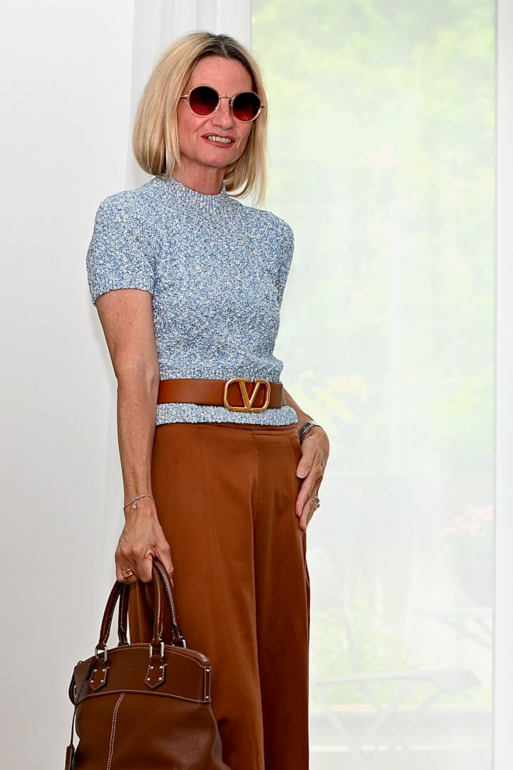 Trend Alert: How to Style Brown