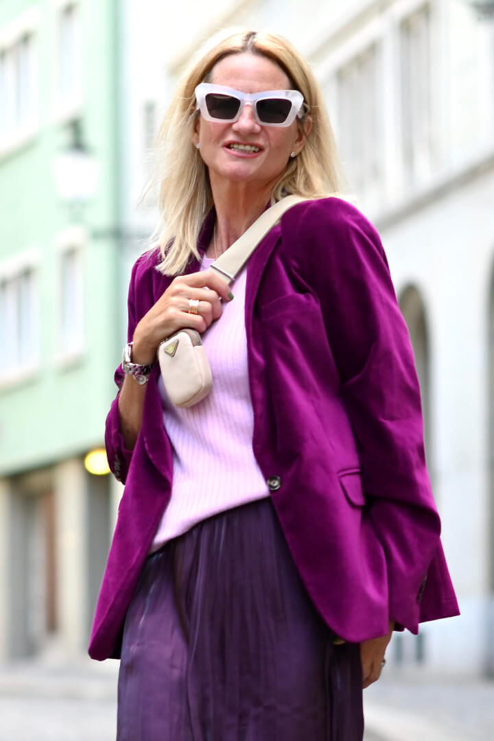 This Colour Will Rock Your Autumn Wardrobe