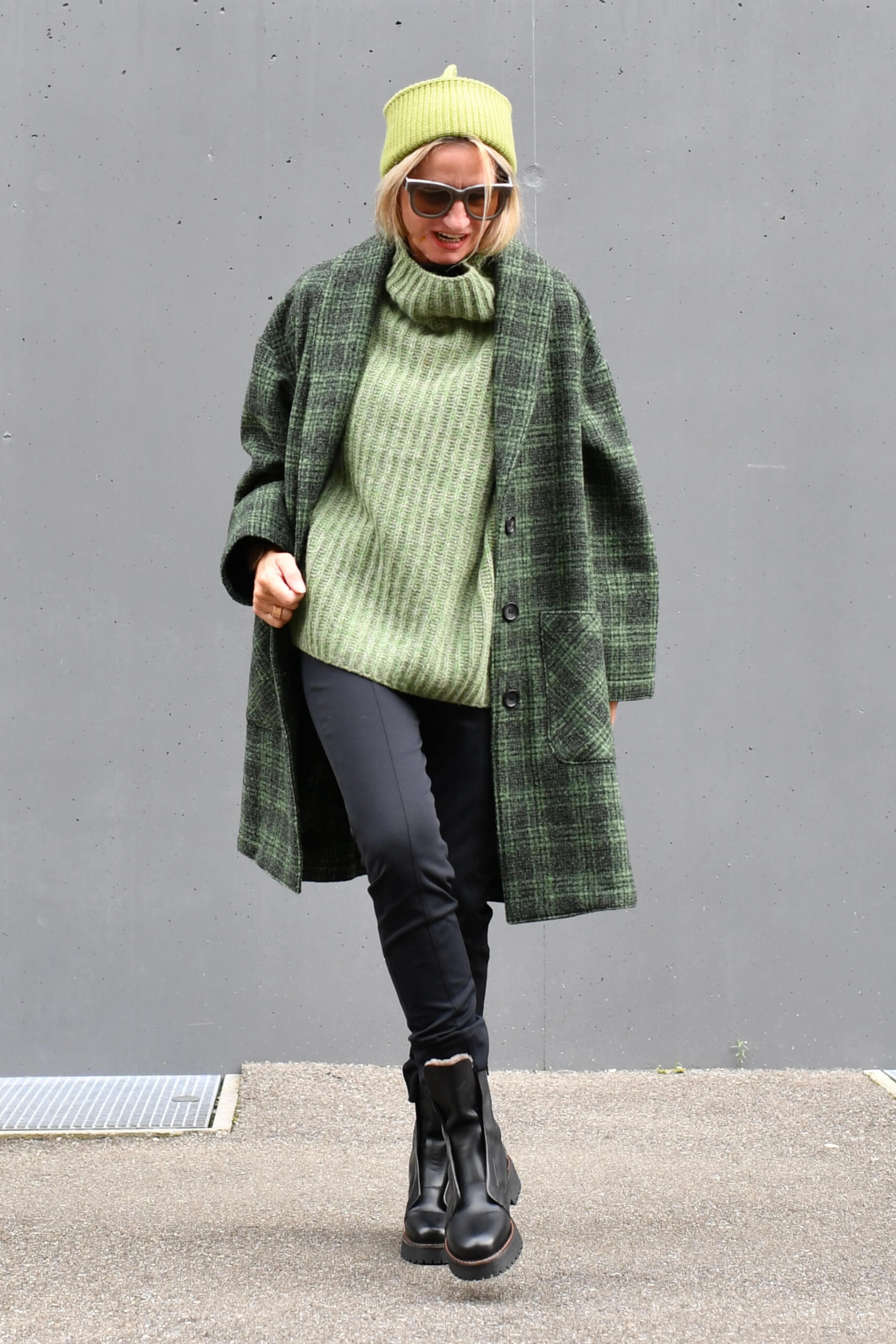 The New Tartan for this Coming Fall/Winter